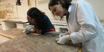 7 yılda 86 bin eserin konservasyonu ve restorasyonunu tamamlandı