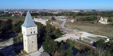 Edirne Saray-ı Cedide-i Amirede kazılar kesintisiz yapılacak