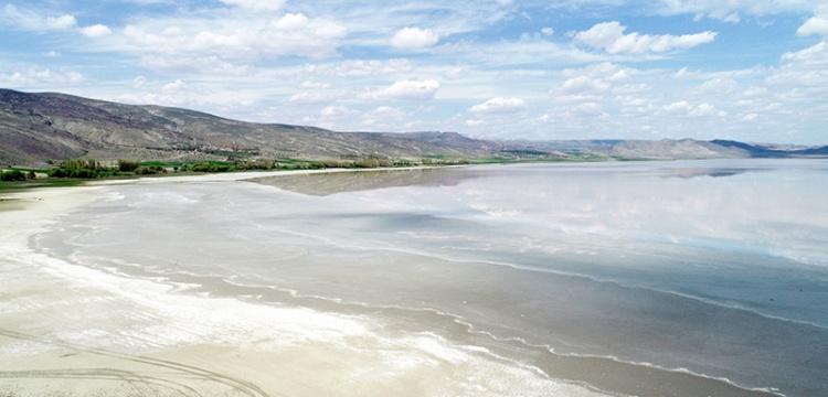 Tuzla-Palas Gölü Doğal Sit Alanı keşfedilmeyi bekliyor