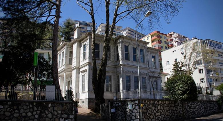 Bursa Saatçi Köşkü Ormancılık Müzesi