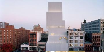 New Museum: Sanat ve Sanatçı Bilgilendirme Merkezi