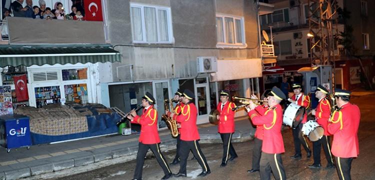 Amasya'da 156 yıllık bando geleneği sokağa taşındı