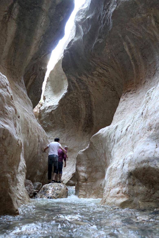 Elazığ Saklıkapı ve Karaleylek kanyonları