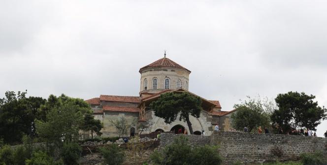 Trabzon Ayasofya Camisi