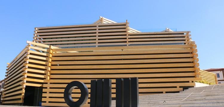 Odunpazarı modern müze sanatseverleri yalnız bırakmıyor