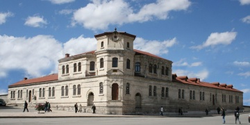 Sivasta 112 yıllık tarihi jandarma binası restore ediliyor
