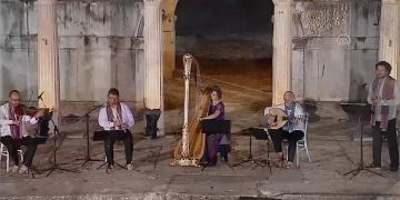 Antik Kentlerde bayram konserleri