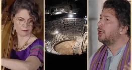 Evde Bayram Konserlerinin ilki Afrodisias Antik Tiyatrosunda yapıldı