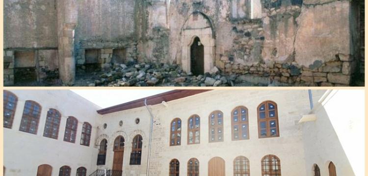 Kilis Sinagogu Restore Edildi