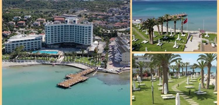 Ege'deki ören yerleri ve otellerde kontrollü tatil