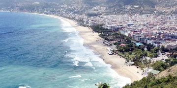 Alanya Kleopatra Plajı açıldı