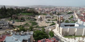 Sivas Kale Projesinin yüzde 30u tamamlandı