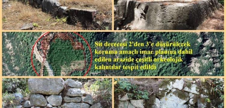 Olimpos'ta 'yok' denilen kalıntıları yürüyüşçüler buldu!