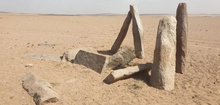 Gobi Çölü'nde Türklere ait olduğu sanılan mimari kalıntı bulundu