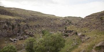Ahlat Madavans Vadisi kesin korunacak hassas alan ilan edildi