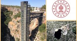 Bakanlıktan Cennete asansör, Cehenneme Seyir Terası açıklaması