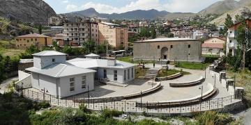 Hakkari Meydan Medresesinde Kent Arşivi ve Etnoğrafya Müzesi kuruluyor