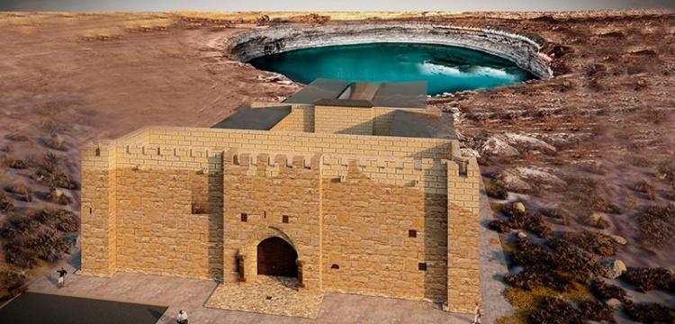 Konya'da Tarihi Obruk Hanı restorasyonu devam ediyor