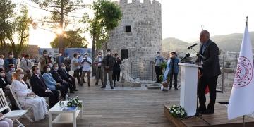 Bodrum Kalesi restorasyonu tamamlanarak ziyarete açıldı