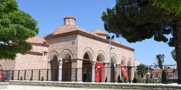 İznik Nilüfer Hatun imareti Türk İslam Eserleri Müzesi olarak açıldı