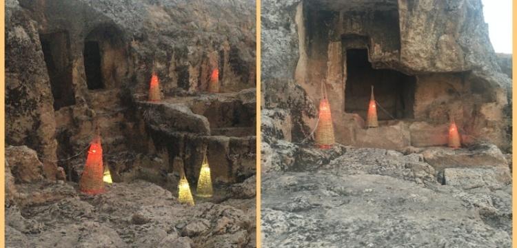 Hilar Mağaralarında sıradışı sergi: Neolitik Çağın Işıkları