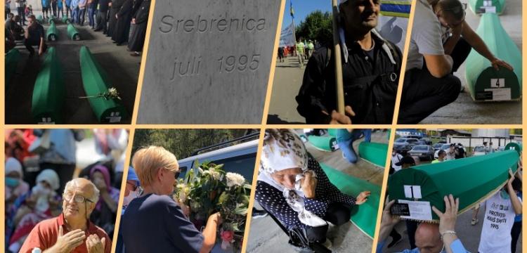 Srebrenitsa Soykırımı'nın 25. yıldönümü