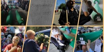 Srebrenitsa Soykırımının 25. yıldönümü