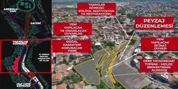 Bergama Selinos Antik Kanalı restore ve ıslah edilecek