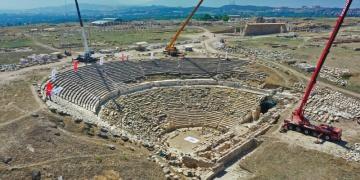 Laodikya Batı Tiyatrosu sanat faaliyetlerine ev sahipliği yapacak