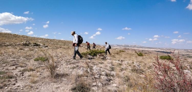 Nevşehir Neolitik Çağ Yüzey Araştırmaları Projesi yeniden başladı