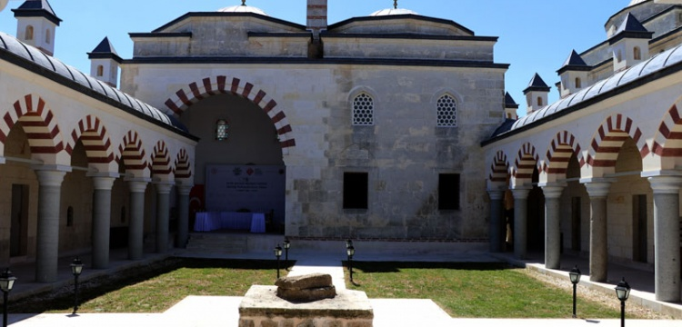 Saatli Medrese Fatih Sultan Mehmet Müzesi olacak