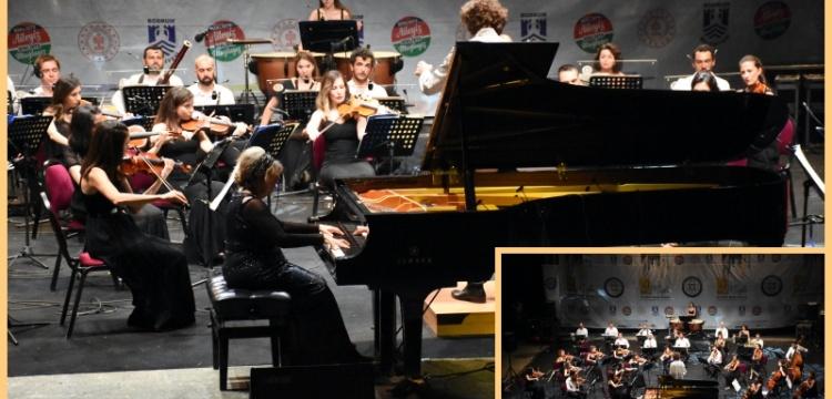Bodrum Antik Tiyatro'da İdil Biret konseri