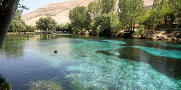 Gürün Gökpınar Gölü turizme kazandırılacak