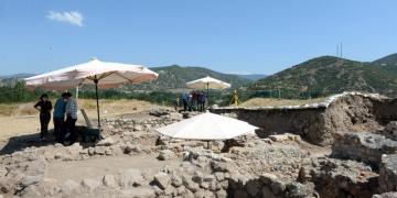 Komana Antik Kentindeki kazı çalışmaları başladı