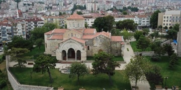 Trabzon Ayasofya Camii restorasyonu tamalamlandı