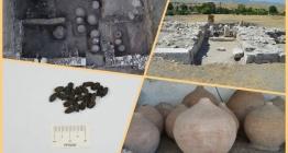 Amorium Antik Kentinde Bizans dönemi tahıl ambarı bulundu