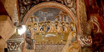 Kapadokya Karanlık Kilise
