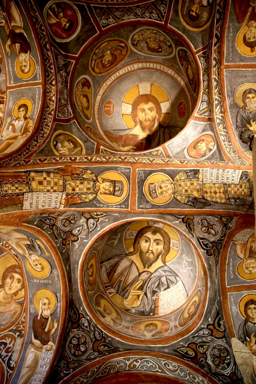 Karanlık Kilise Freskleri