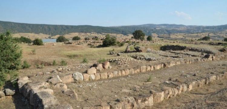 Şapinuva'da 2020 yılı arkeoloji kazılarına başlandı