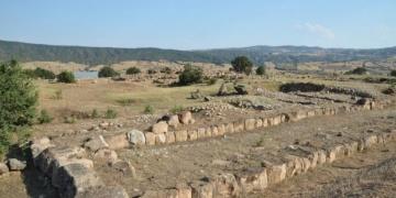 Şapinuvada 2020 yılı arkeoloji kazılarına başlandı
