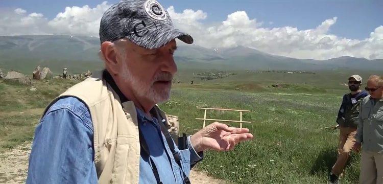 Ermeni Arkeolog Gregory Areshian hayatını kaybetti