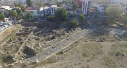 Tarsusta Antik Roma Yolu Kültür ve Turizm Bakanlığına tahsis edildi