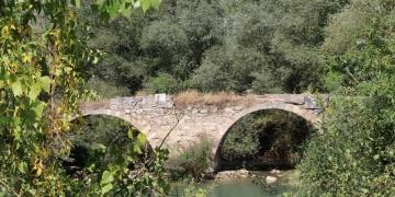 Definecilerin tahrip ettiği köprü restore edilecek
