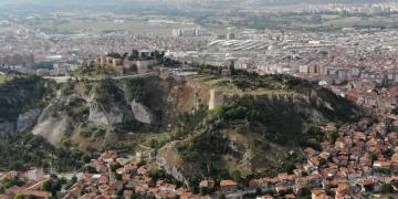 Kütahya Kalesinde arkeolojik kurtarma kazısı yapılacak