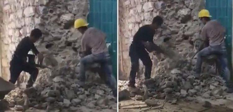 Galata Kulesi'nde restorasyon skandalı: Bakanlık da sözde rahatsız oldu!