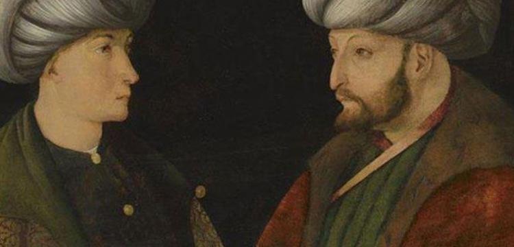 Gentile Bellini'nin Fatih Sultan Mehmet tablosu İstanbul'da