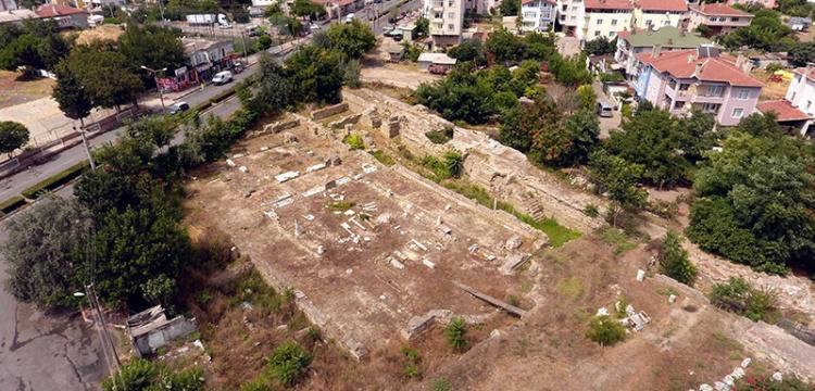 Perinthos Bazilikası'ndaki Trakya'nın en büyük mozaiği restore edilecek