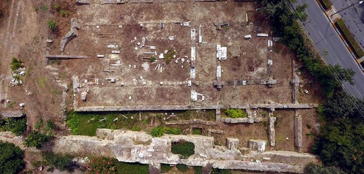 Trakyaki en büyük mozaiğin bulunduğu Perinthos Bazilikası restore edilecek
