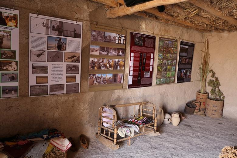 Güvercinkayasi Prof. Dr. Sevil Gülçur Deneysel Evler Müzesi Açıldı