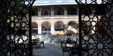 Edirne Rüstempaşa Kervansarayı restore edildi